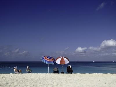 Cayman Island beach
