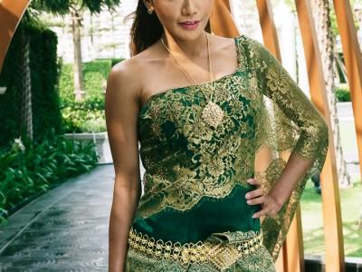 Thai dress for khoon-1