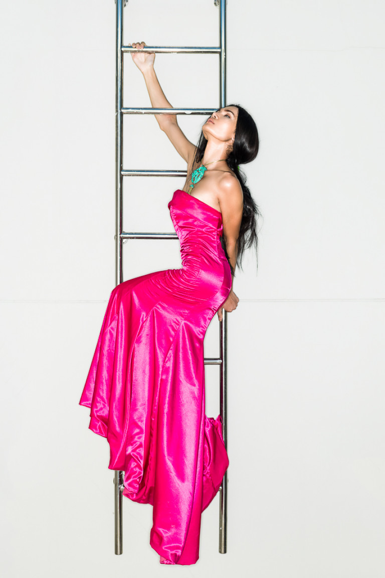 pink gown-2