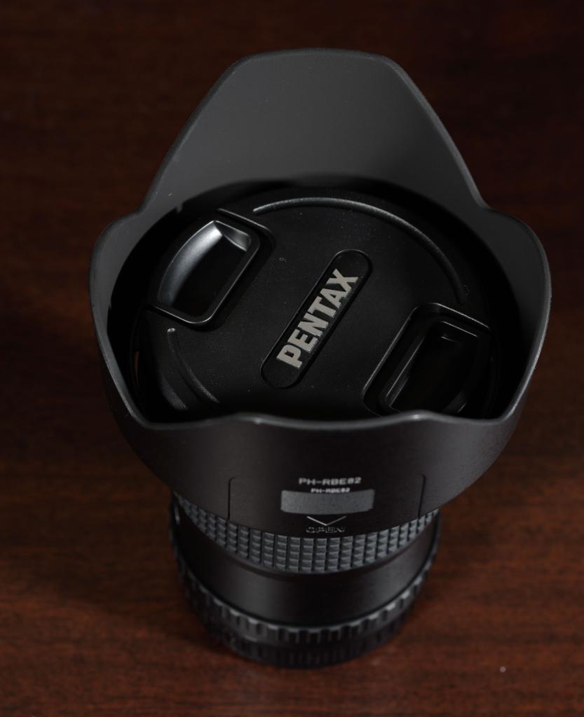 HD Pentax - D FA645 1:3.5 35mm