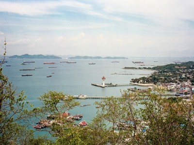 Koh Si Chang Thailand on Film